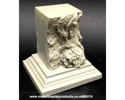 35mm x 35mm Rough Plinth