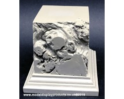 50mm x 50mm Rough Plinth