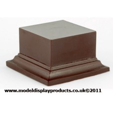39mm x 39mm Square Top Display Plinth