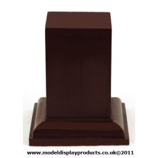 33mm x 33mm Square Top Display Plinth