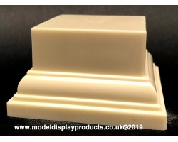 50mm x 50mm Square Top Display Plinth