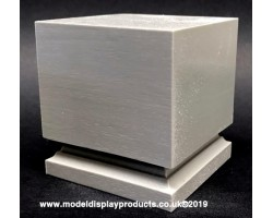 59mm x 59mm Square Top Display Plinth