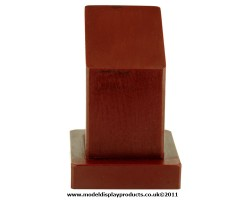 31mm x 31mm Tapered Plinth
