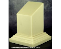 37mm x 37mm Tapered Plinth