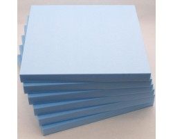 Blue Craft Foam