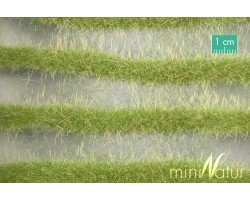 Two Colour Grass Tuft Strips Spring (Large)