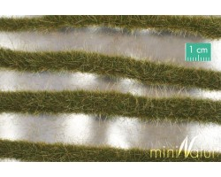 Two Colour Grass Tuft Strips Autumn (Large)