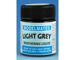 Light Grey Weathering Liquid
