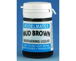 Mud Brown Weathering Liquid