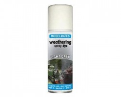 Light Grey Weathering Spray