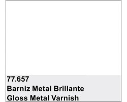 77.657 Gloss Metal Varnish