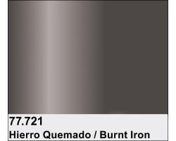 77.721 Burnt Iron