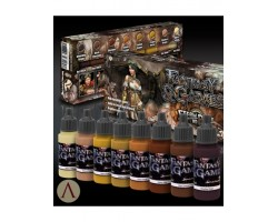 Scale 75 Steam and Punk Paint Set