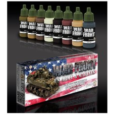 Scale 75 US Army & Marines Paint Set