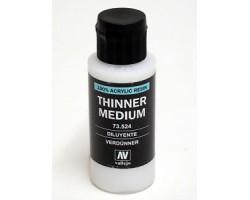 Thinner Medium