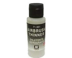 Airbrush Thinner 60ml