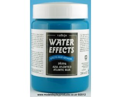 Vallejo Water Effects Atlantic Blue