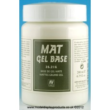 Vallejo Mat Gel Base