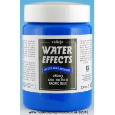 Vallejo Water Effects Pacific Blue