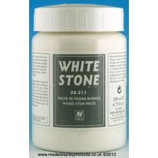Vallejo White Stone