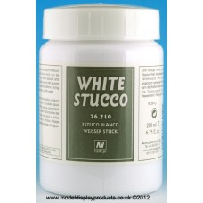 Vallejo White Stucco